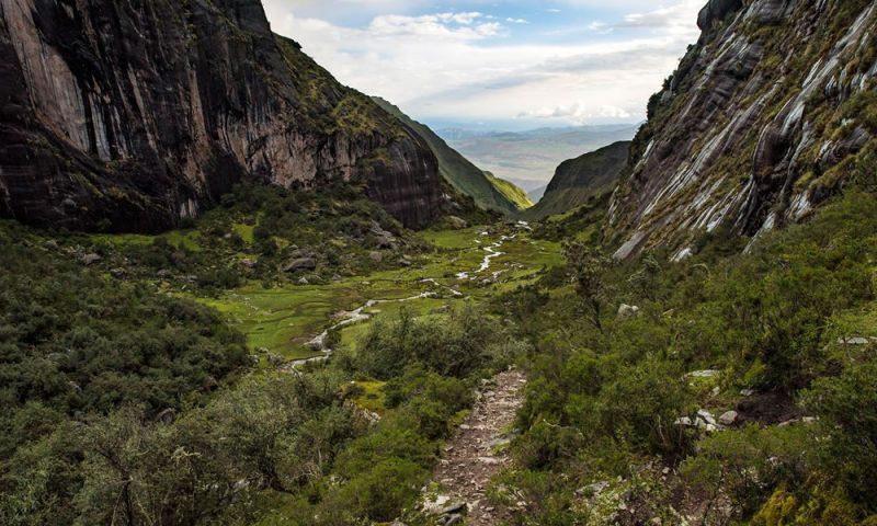 Camino Lares a Machu Picchu