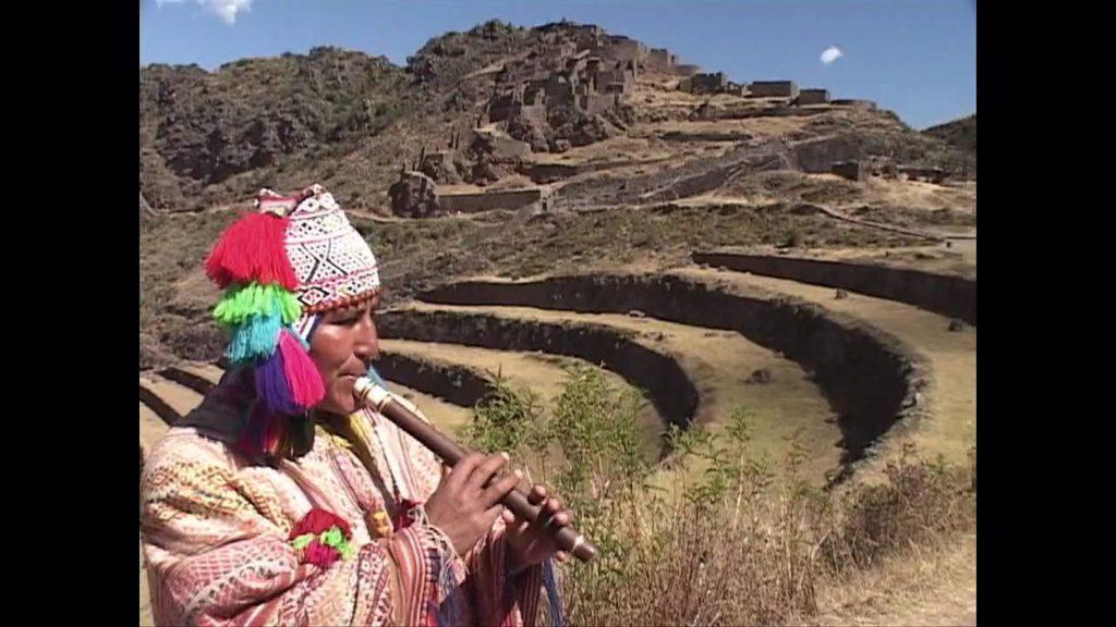 Rituales andinos y ayahuasca